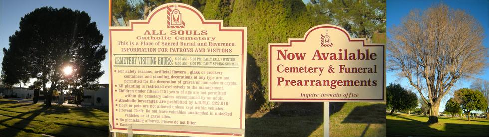 All Souls Cemetery - Long Beach
