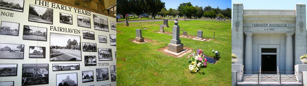 Fairhaven Cemetery- Santa Ana