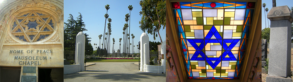 Home of Peace Cemetery - East Los Angeles