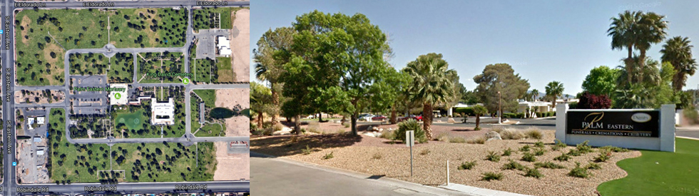 Palm Valley View Cemetery - Las Vegas
