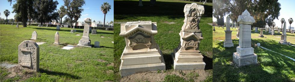 Pioneer Cemetery - San Bernardino