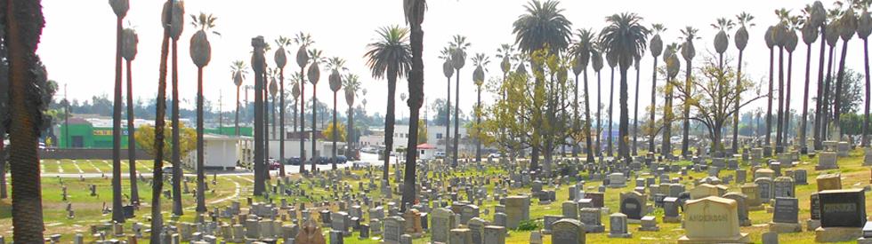 Rosedale Cemetery - Pico-Union